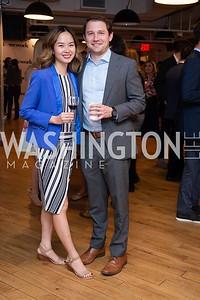 Jill Nguyen, Tom Brandt