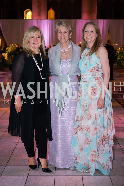 Alison Jones, Carolyn Aldigé, Nicole Currie