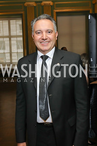 Costa Rica Amb. Fernando Llorca. Photo by Tony Powell. RI 40th Anniversary Dinner. Mellon Auditorium. April 30, 2019