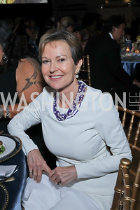Kati Marton. Photo by Tony Powell. RI 40th Anniversary Dinner. Mellon Auditorium. April 30, 2019