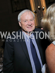 Chris Matthews. Photo by Tony Powell. RI 40th Anniversary Dinner. Mellon Auditorium. April 30, 2019