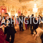 Guest Dancing. Russian Ball. Photo by Bruce Allen