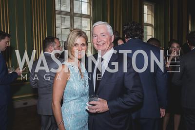 Ed and Donna Stack Photo by Naku Mayo Sandy Hook Gala June 19, 2019