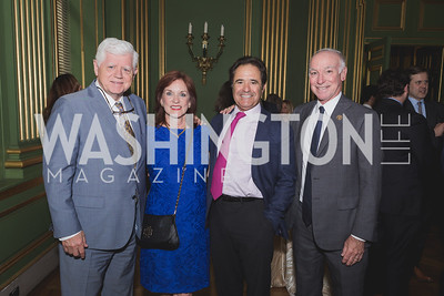 Congressman John Larson | Brenda Liistro | Paul Liistro | Congressman Joe Courtney Photo by Naku Mayo Sandy Hook Gala June 19, 2019