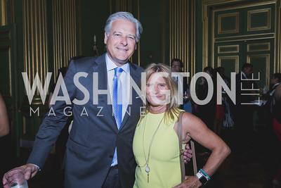 Chris Putala Melissa Maxfield  Photo by Naku Mayo Sandy Hook Gala June 19, 2019