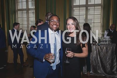 Stinson Rogers Jessica Kushner Photo by Naku Mayo Sandy Hook Gala June 19, 2019
