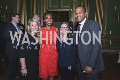 Caryn Dyson | Sylvia Johnson | Christian Barone | Virgil Miller Photo by Naku Mayo Sandy Hook Gala June 19, 2019