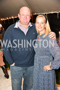 Bo Blair, Meghan Blair, The Stroud Foundation, 7th Annual Hoedown, October 19, 2019, Photo by Ben Droz.