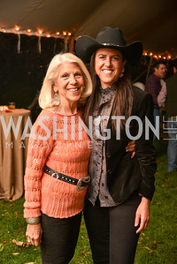 Kandy Stroud, Brooke Stroud, The Stroud Foundation, 7th Annual Hoedown, October 19, 2019, Photo by Ben Droz.