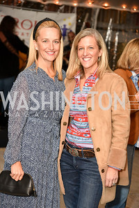 Meghan Blair, Marguerite Clarkson, The Stroud Foundation, 7th Annual Hoedown, October 19, 2019, Photo by Ben Droz.