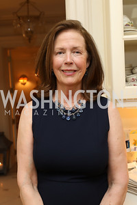 """Ginger Pape. Photo by Tony Powell. """"Survival Math"""" Book Party. Haft Residence. May 28, 2019"""