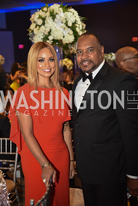 Gizelle Bryant, TIS Foundation, 25th Anniversary Gala, Marriott Marquis, June 6, 2019, photo by Ben Droz.