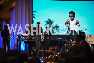 Flavour and Semah, TIS Foundation, 25th Anniversary Gala, Marriott Marquis, June 6, 2019, photo by Ben Droz.