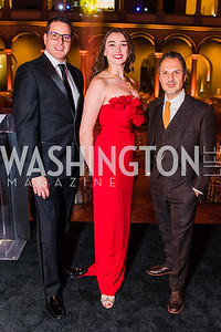 Roy Schwartz, Maren Rosenberg, Platon. The Lab School of Washington's 35th Awards Gala. National Building Museum. November 14, 2019