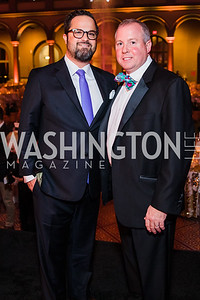 Michael EG Miller, Liam Coakley. The Lab School of Washington's 35th Awards Gala. National Building Museum. November 14, 2019