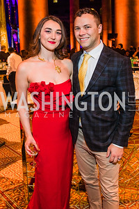 Rupert Murray, Maren Rosenberg,. The Lab School of Washington's 35th Awards Gala. National Building Museum. November 14, 2019