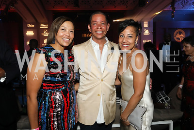 Monte Monash, Roger and April Richmond. Photo by Tony Powell. The RAMMYS 2019. Convention Center. June 30, 2019