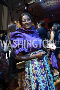 Afua Sam. Photo by Tony Powell. The RAMMYS 2019. Convention Center. June 30, 2019