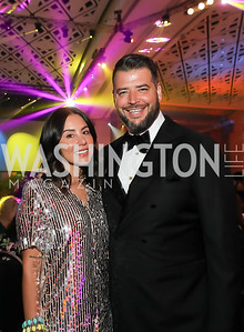 Romie & Nicholas Stefanelli. Photo by Tony Powell. The RAMMYS 2019. Convention Center. June 30, 2019