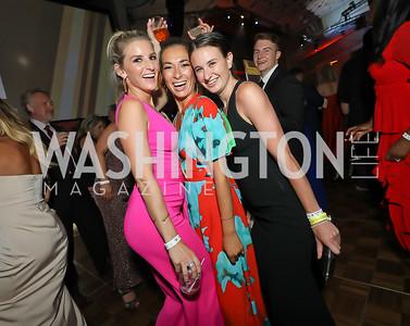 Courtney Beazell, Leora Kahn, Caitlin Lawler. Photo by Tony Powell. The RAMMYS 2019. Convention Center. June 30, 2019