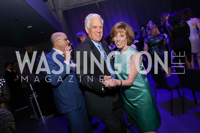Chuck Miller, Patricia Sagon. Photo by Tony Powell. The REACH Grand Opening. September 6, 2019