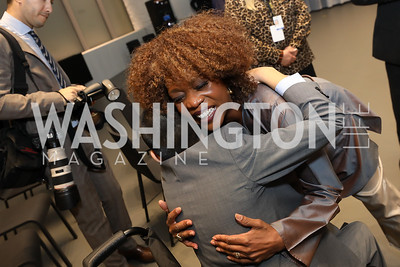 Actress Alfre Woodard. Photo by Tony Powell. The REACH Grand Opening. September 6, 2019