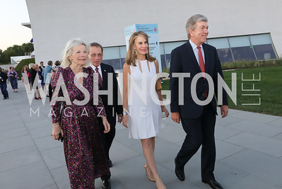 Noemi and Michael Neidorff, Abigail and Sen. Roy Blunt. Photo by Tony Powell. The REACH Grand Opening. September 6, 2019