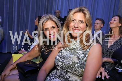 Alma and Dima AlFaham. Photo by Tony Powell. The REACH Grand Opening. September 6, 2019