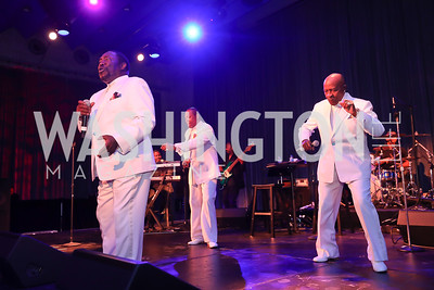The Mighty O'Jays. Photo by Tony Powell. The REACH Grand Opening. September 6, 2019