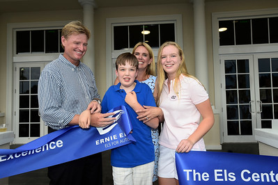 The Els Center for Excellence Grand Opening