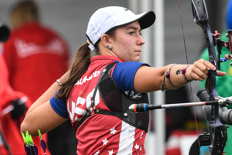 2019 Casey Kaufhold Pan Am Games