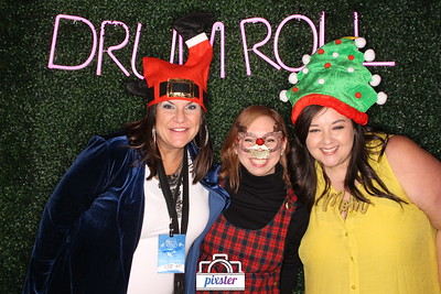 DRUMROLL Holiday Party 2019