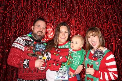 Hendrick Holiday Party 2019