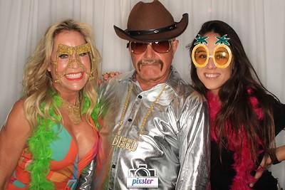 Elaine's 50th Groovy Disco Party