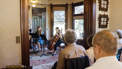 Festival Live! at Ackerman Heritage House