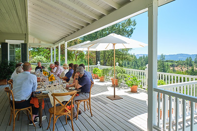 Vintner's Luncheon at Lail Vineyard