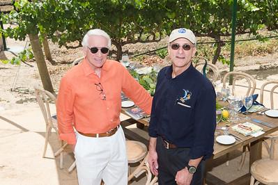 Vintner's Luncheon at Luna Vineyards