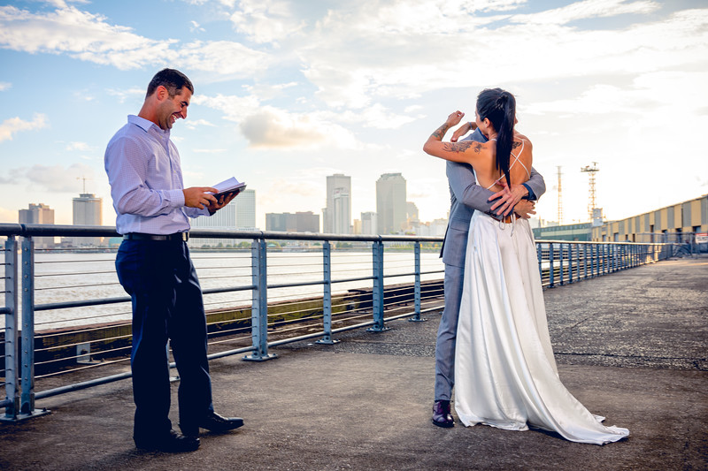 Becky and Neil Navarro