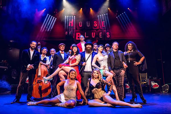 Bustout Burlesque - November 22, 2019