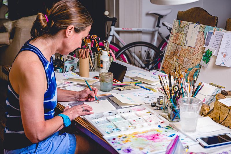 Charlotte Rolfs - Artist