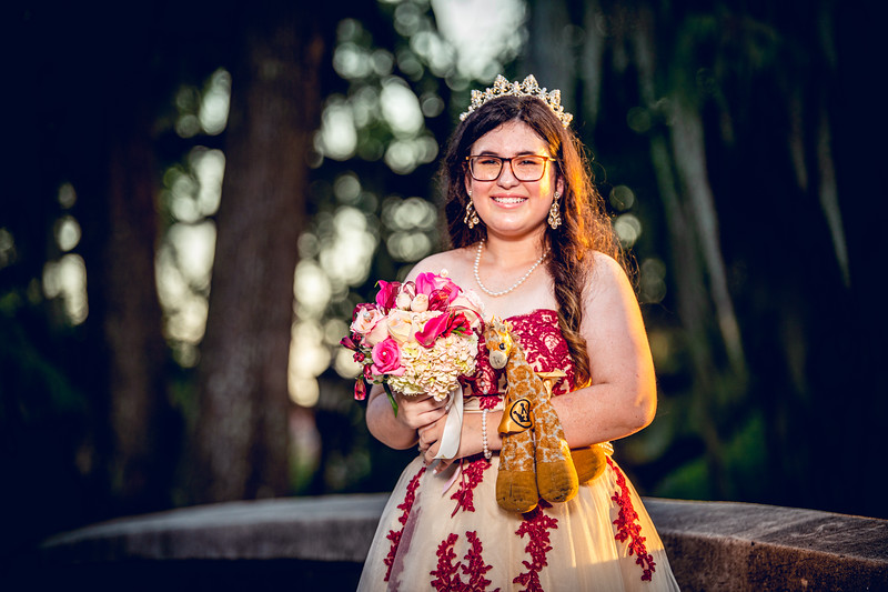 Courtney Carroll - Quinceañera