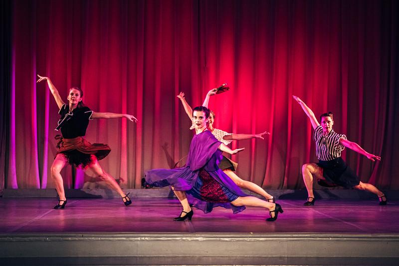 Melange Dance Company - Love Letters of World War II