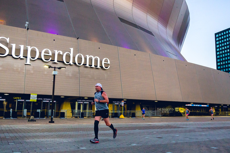RRCA National Convention - New Orleans Group Run - March 30th, 2019