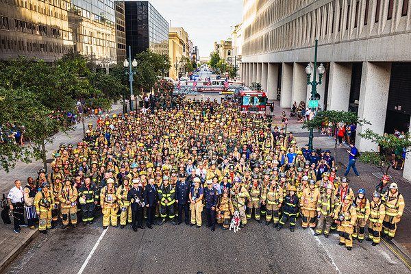 4th Annual New Orleans 9/11 Memorial Stair Climb - September 21st, 2019