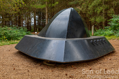 UFO in Rendlesham Woods - Suffolk