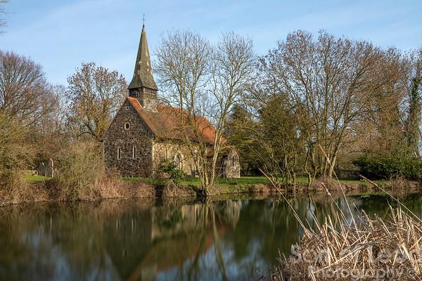 All Saints Church - Ulting Essex