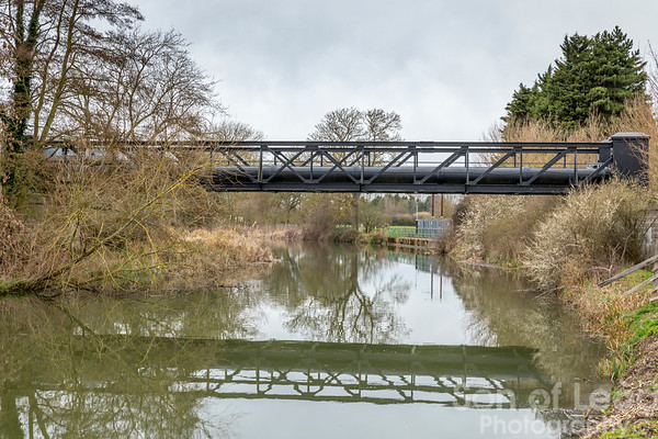 Service Bridges - River Chelmer Essex