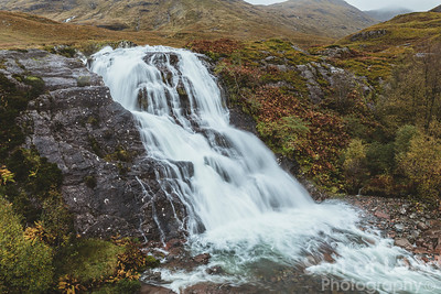 The meeting of the three waters - Glencoe