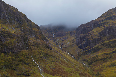 The Three Sisters - Glencoe