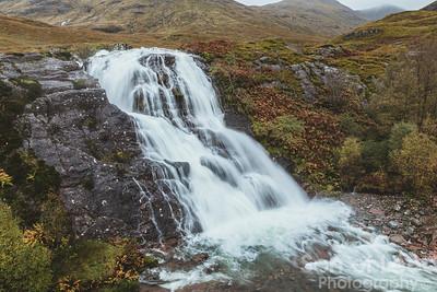 The meeting of the three waters - Glencoe